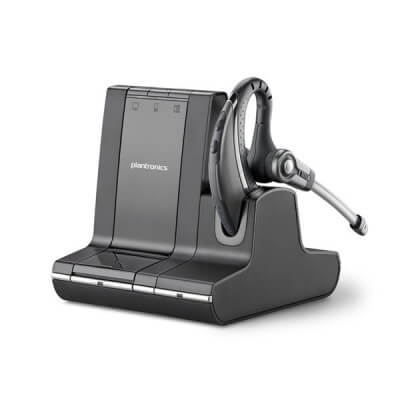 Plantronics Savi Office W730 Cordless USB Headset for Dragon Dictate
