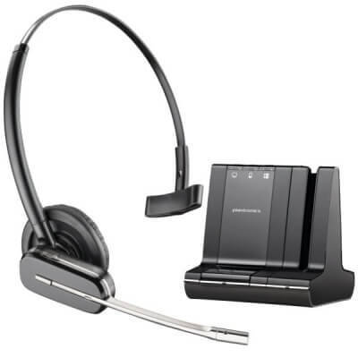 Plantronics Savi W740 Cordless Call Centre Headset