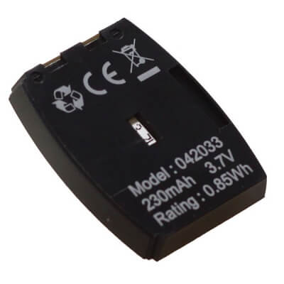 Agent W800 Series Spare Battery