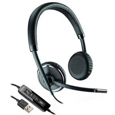 Plantronics Blackwire C520-M Corded USB Headset