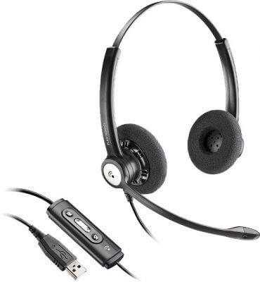 Plantronics Blackwire C620 USB Call Centre Headset