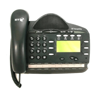 BT Versatility V16 Handset in Black