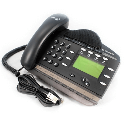BT Versatility V8 Feature Telephone