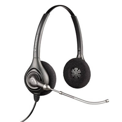 Plantronics H261 Supra Plus Binaural Headset