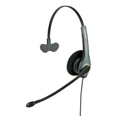 Jabra GN2000 Mono Headset Including GN1200 Smart Cord