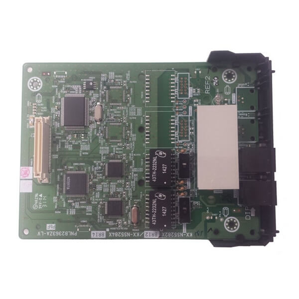Panasonic NS700 BRI2 - 4 Channel ISDN2 card