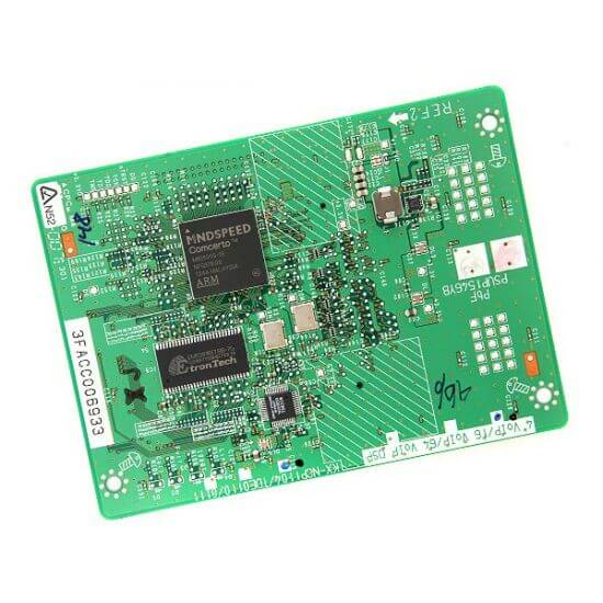 Panasonic KX-NCP1104X 4 Channel DSP Card