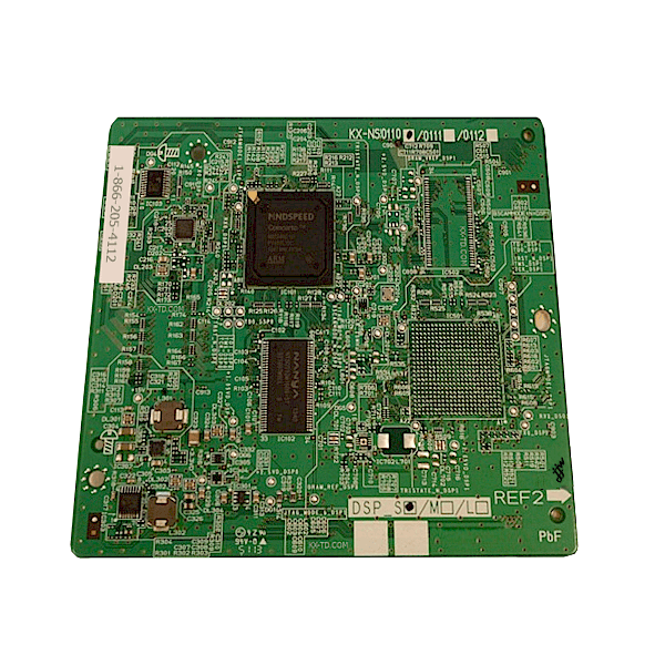 Panasonic NS1000 VoIP DSP card (Small). 63 Resouces