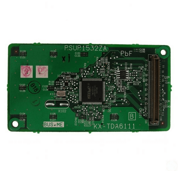 Panasonic KX-TDA6111X Bus Master card for second TDA620
