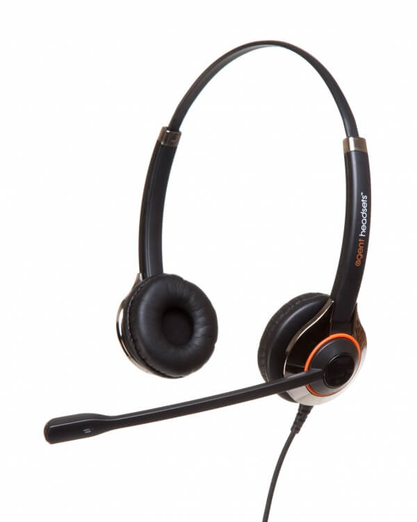 Agent 850 PLUS Duo Noise Cancelling PLX QD