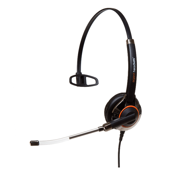 Agent 550 PLUS Mono Voicetube Headset