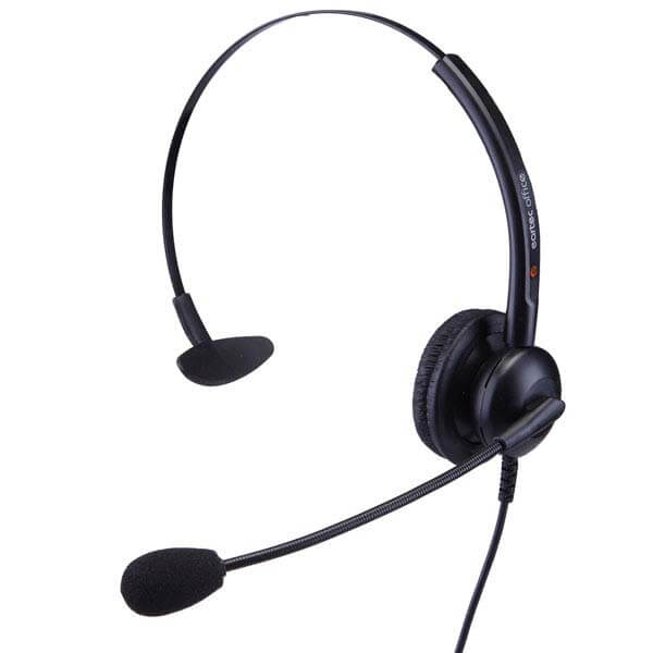 Eartec Office 308 Monaural MS USB Headset