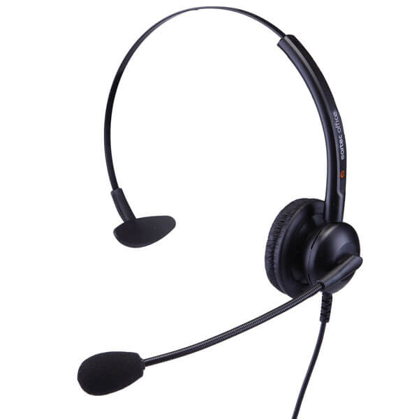 Eartec Office 308 Monaural Easyflex Headset