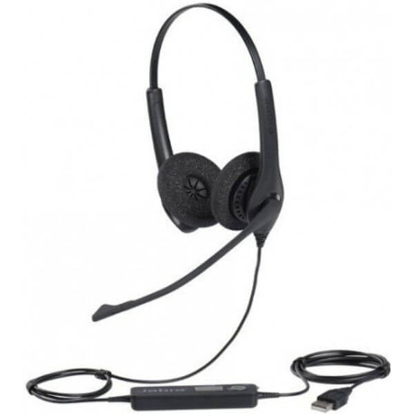 Jabra BIZ 1500 UC Stereo USB PC Headset