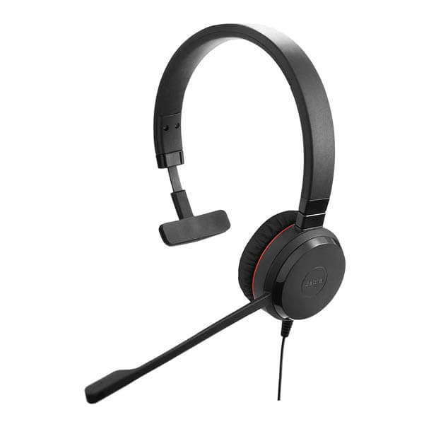 Jabra Evolve 20 Mono MS Teams USB Special Edition Headset