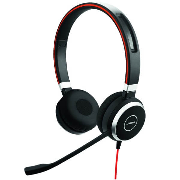 Jabra Evolve 40 UC Stereo PC Headset