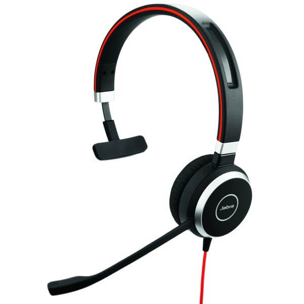 Jabra Evolve 40 UC Mono USB PC Headset