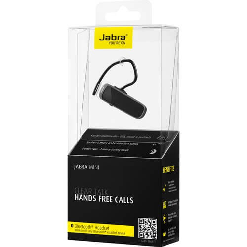 Jabra Mini Wireless Bluetooth Headset