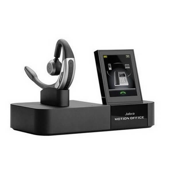Jabra Motion Office MS Noise Cancelling Bluetooth Headset