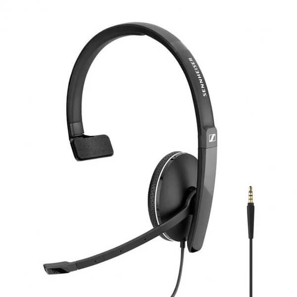 Sennheiser SC 135 Monaural Headset (3.5mm only)