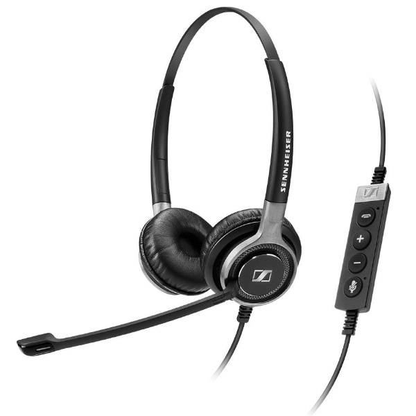 Sennheiser Century SC 660 USB CTRL Duo PC Headset