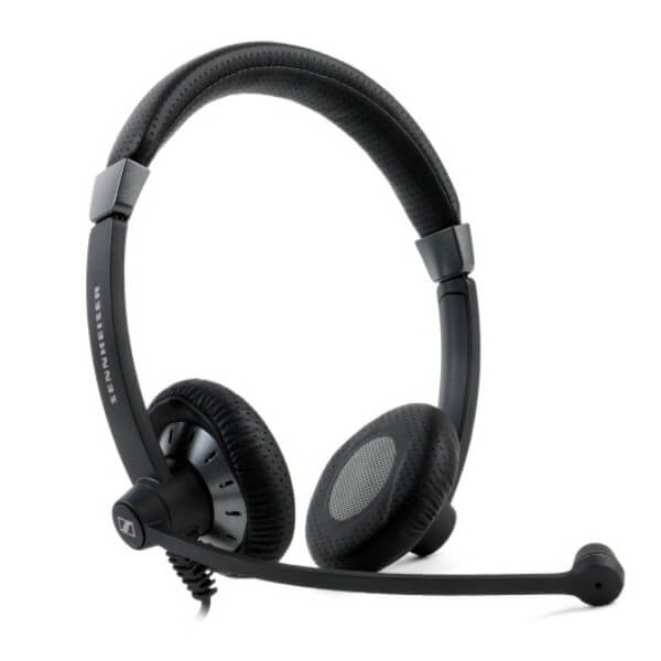 Sennheiser SC 75 USB MS Binaural Headset