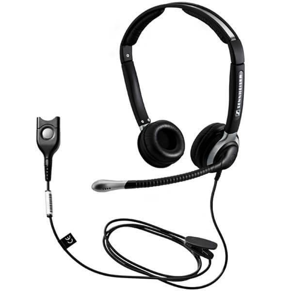 Sennheiser CC 520 IP Duo Headset