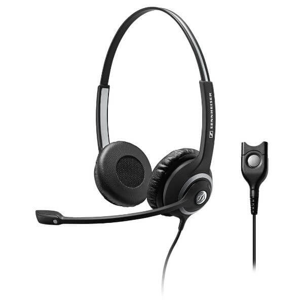 Sennheiser SC 262 Duo Corded Headset