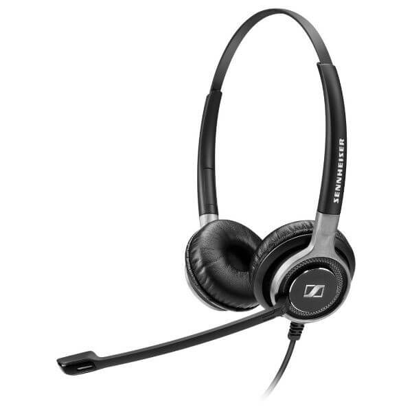 Sennheiser SC 662 Duo Corded Headset