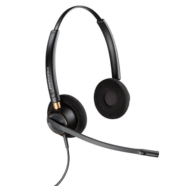 Alcatel 8068 Plantronics HW520N Headset