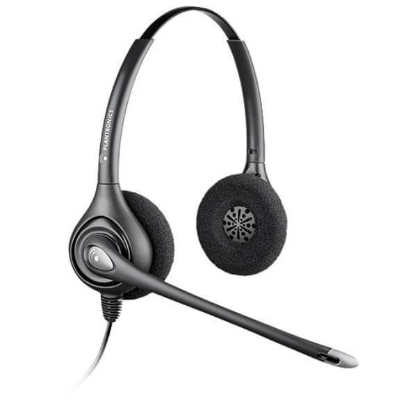 Plantronics HW261N Supra Plus Wideband Binaural Headset