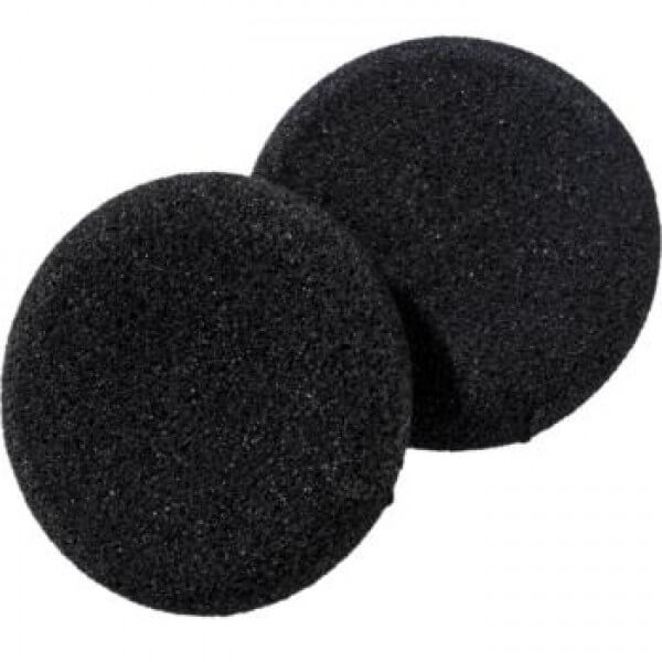 Foam Ear Cushions for Plantronics, Jabra and Sennheiser Headsets