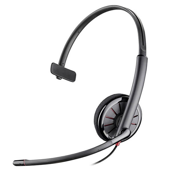 Plantronics Blackwire C215 Mono Headset - Ex Demo