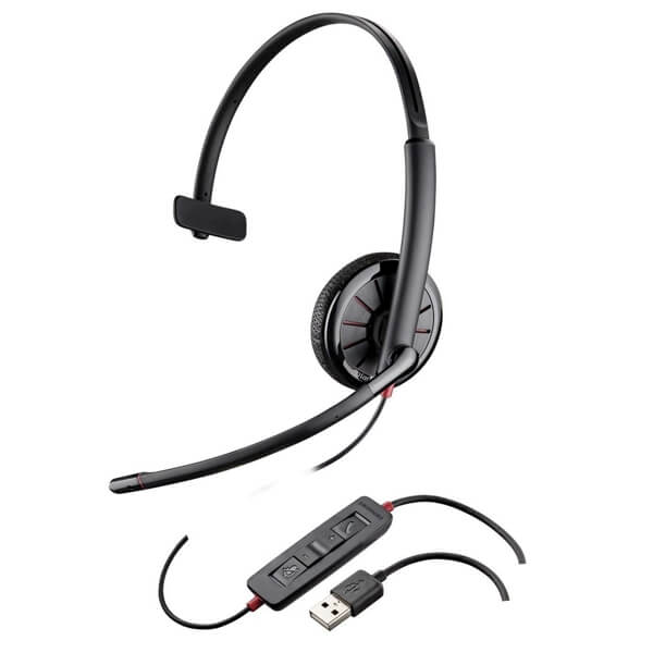 Plantronics Blackwire C315 USB Skype for Business Headset