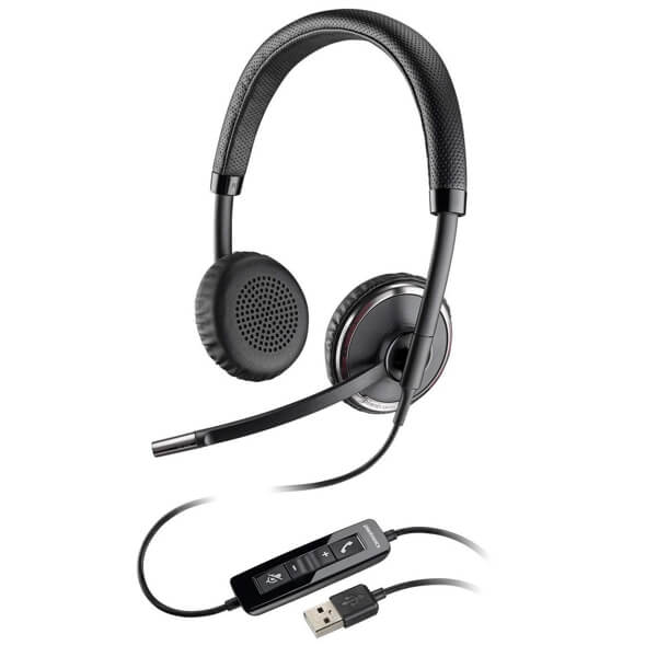Plantronics Blackwire C520 Office USB-A Headset