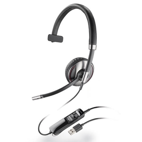 Plantronics Blackwire C710 Headset for Dragon Dictate