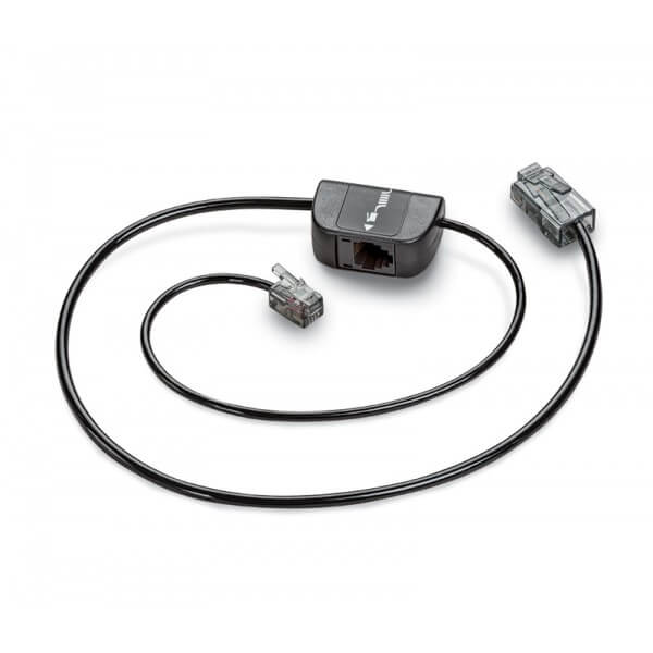 Plantronics CS500 & Savi Series Telephone Snub Cable