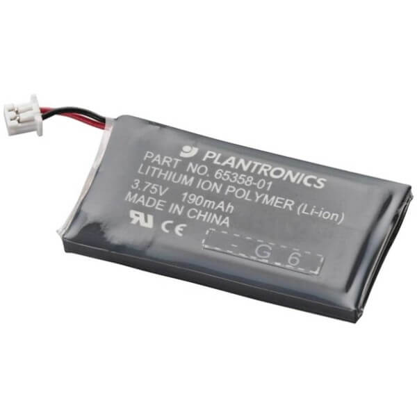 Spare Battery for Cordless Plantronics Headsets