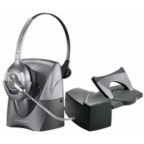 Plantronics CS351A Cordless Headset and HL10 Remote Lifter
