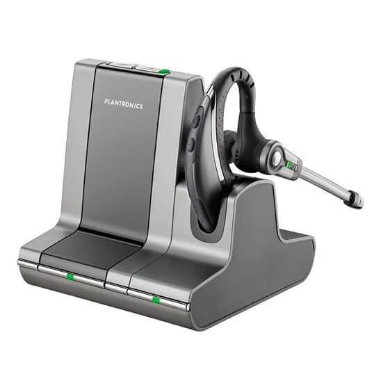 Plantronics WO200 Savi Office ''Over the Ear'' Cordless Headset