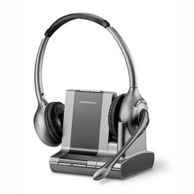 Plantronics WO350/A Savi Office Binaural Headset