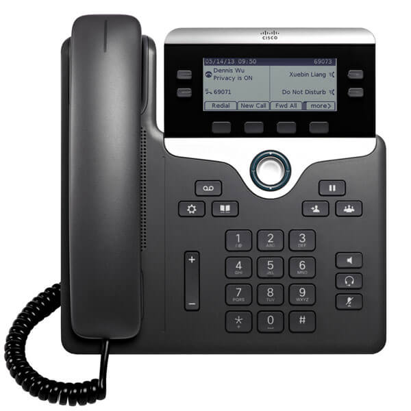 Cisco 6841 SIP VoIP Telephone