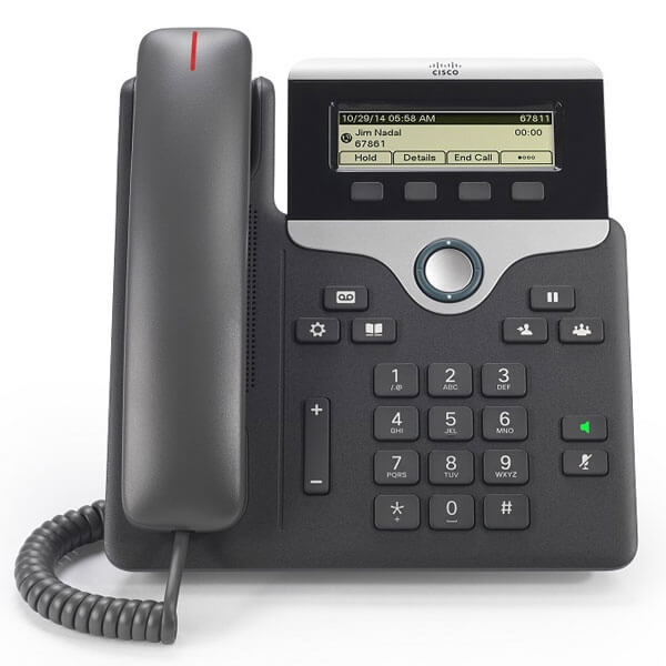 Cisco 7811 SIP VoIP Telephone
