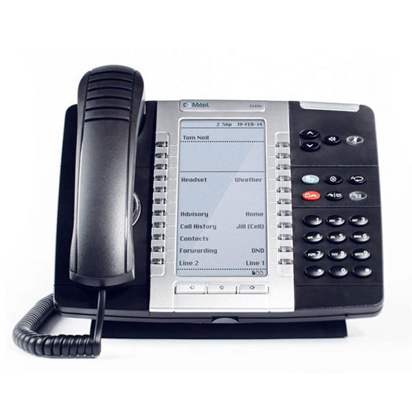 Afbeeldingsresultaat voor Mitel 5340E IP Phone