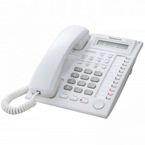 Panasonic KX-T7730E Telephone in White