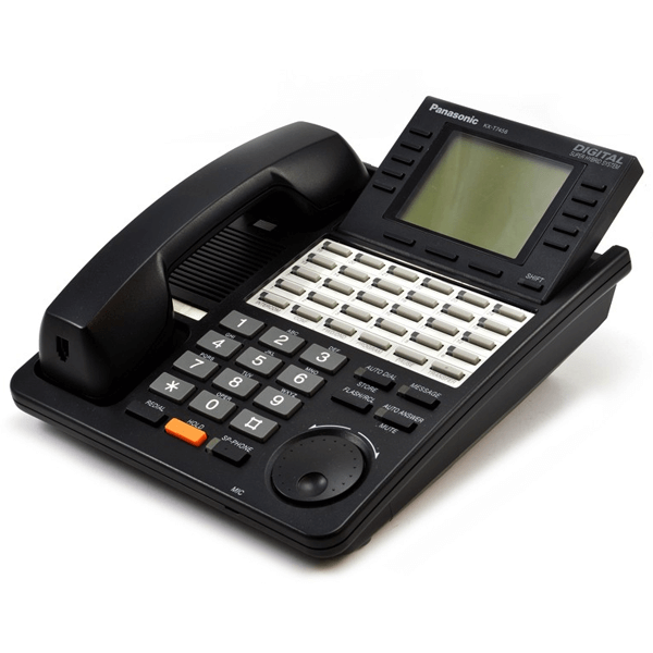 Panasonic KX-T7436 Telephone in Black