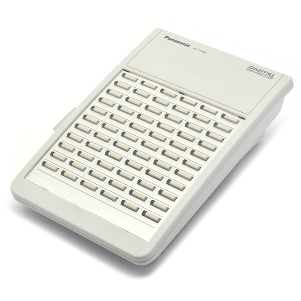 Panasonic KX-T7440 DSS Console in White