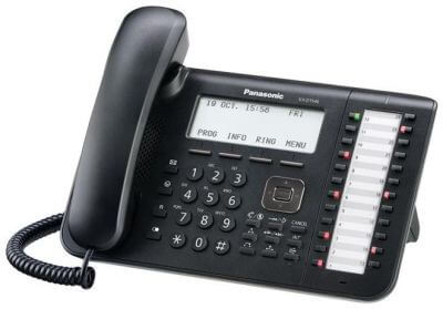 Panasonic KX-DT546 Telephone in Black