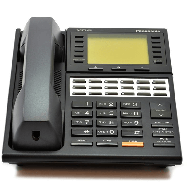 Panasonic KX-T7235 Telephone in Black