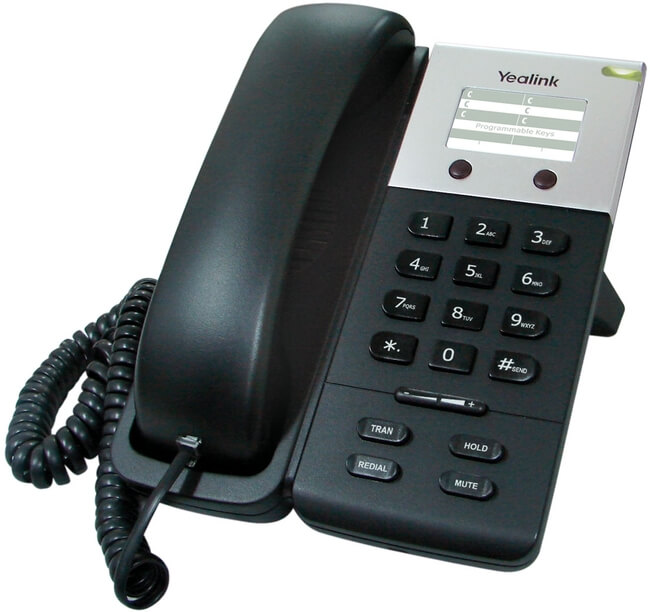 Yealink T18P IP Phone with POE